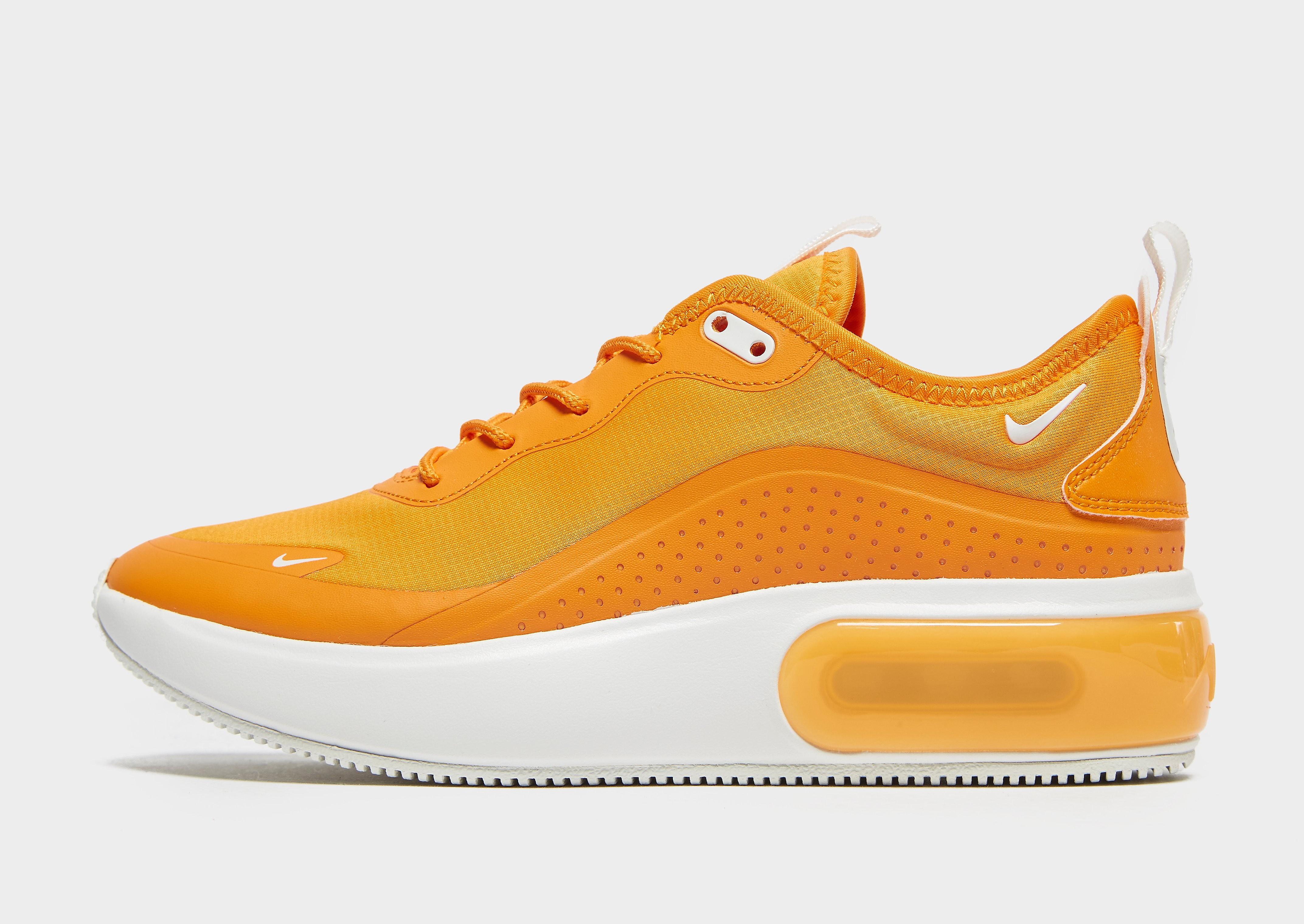 Nike Air Max Dia damessneaker oranje