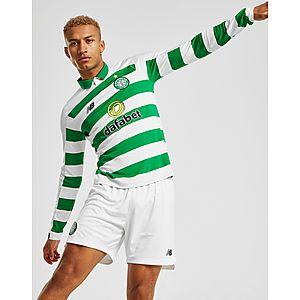 4b9e88e9bcc New Balance Celtic FC 2019 Long Sleeve Home Shirt ...