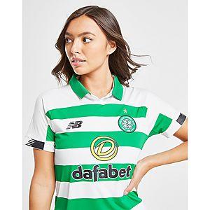 4167dd81b89 New Balance Celtic FC 2019 Home Shirt Women s ...