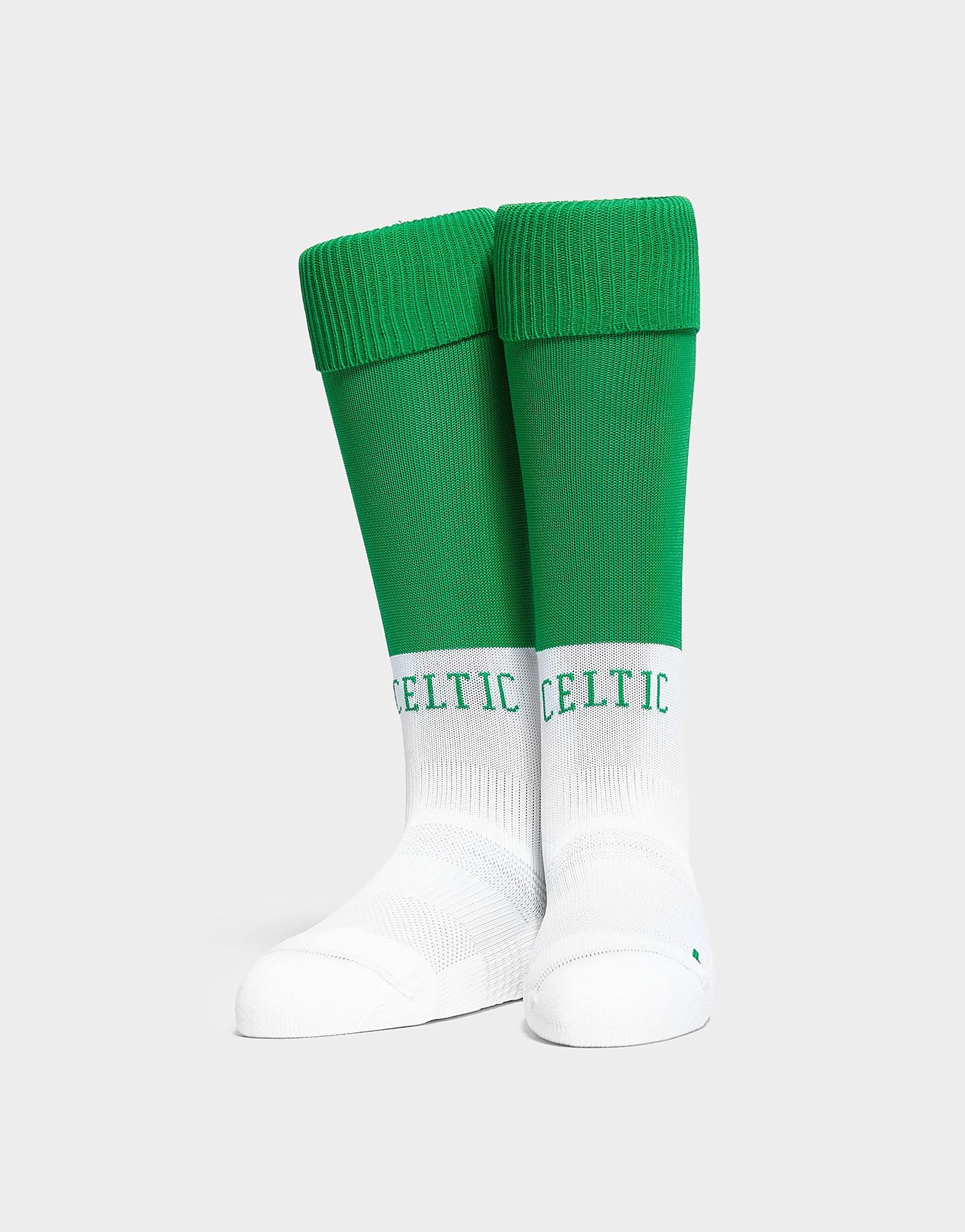 New Balance Celtic FC 2019 Home Socks Junior Groen Kind