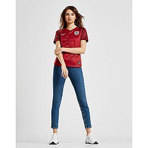 29fc44acccc ... Nike England WWC 2019 Away Shirt Women s