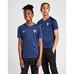 0a735171389 Nike France WWC 2019 Home Shirt Junior ...