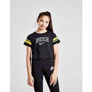 e1f6b37963a Nike Girls  Sporty Crop T-Shirt Junior ...