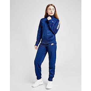 official photos 9a9ce 187e0 Nike Girls  Tape Tracksuit Junior ...