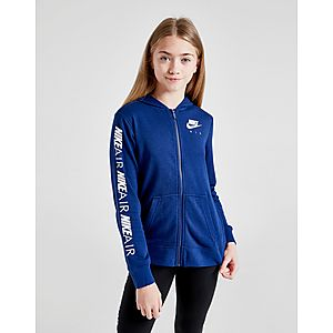6eba060f9730 Nike Girls  Air Full Zip Hoodie Junior ...