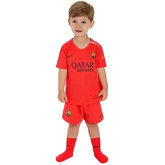 Nike Barcelona 2014 Infant Away Kit