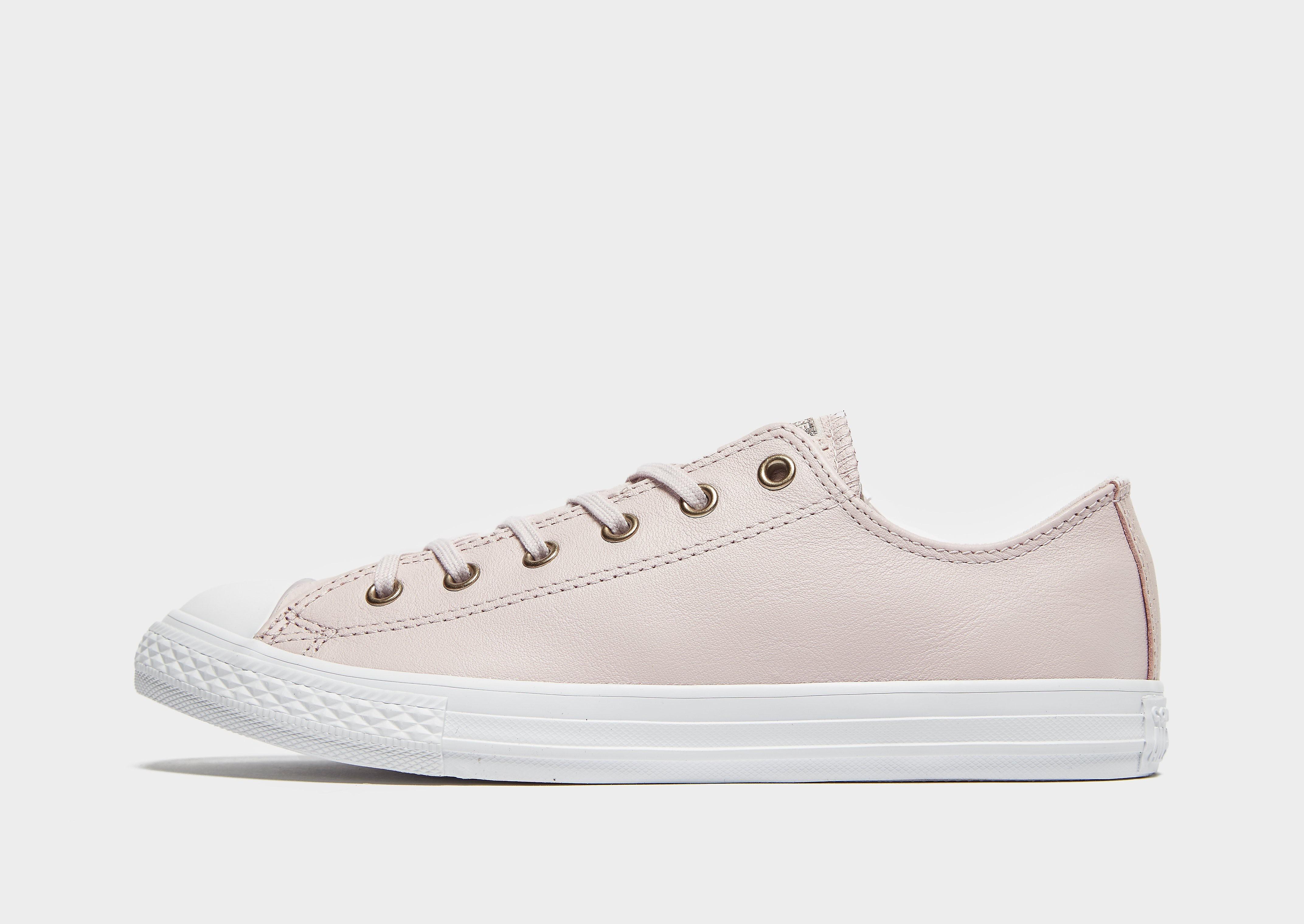Converse All Star kindersneaker roze en wit
