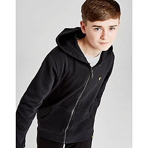 Lyle   Scott Logo Full Zip Hoodie Junior ... 221e2d4ec