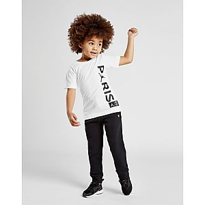947ea0e1182d ... Jordan x Paris Saint Germain Wordmark T-Shirt Children