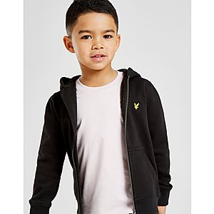 Lyle   Scott Small Logo Full Zip Hoodie Children ... 5882a1e641