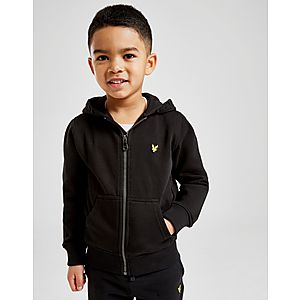 ... Lyle   Scott Small Logo Full Zip Hoodie Children 90792d64a1