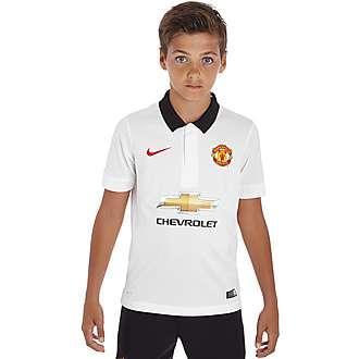 Nike Manchester United 2014 Junior Away Shirt
