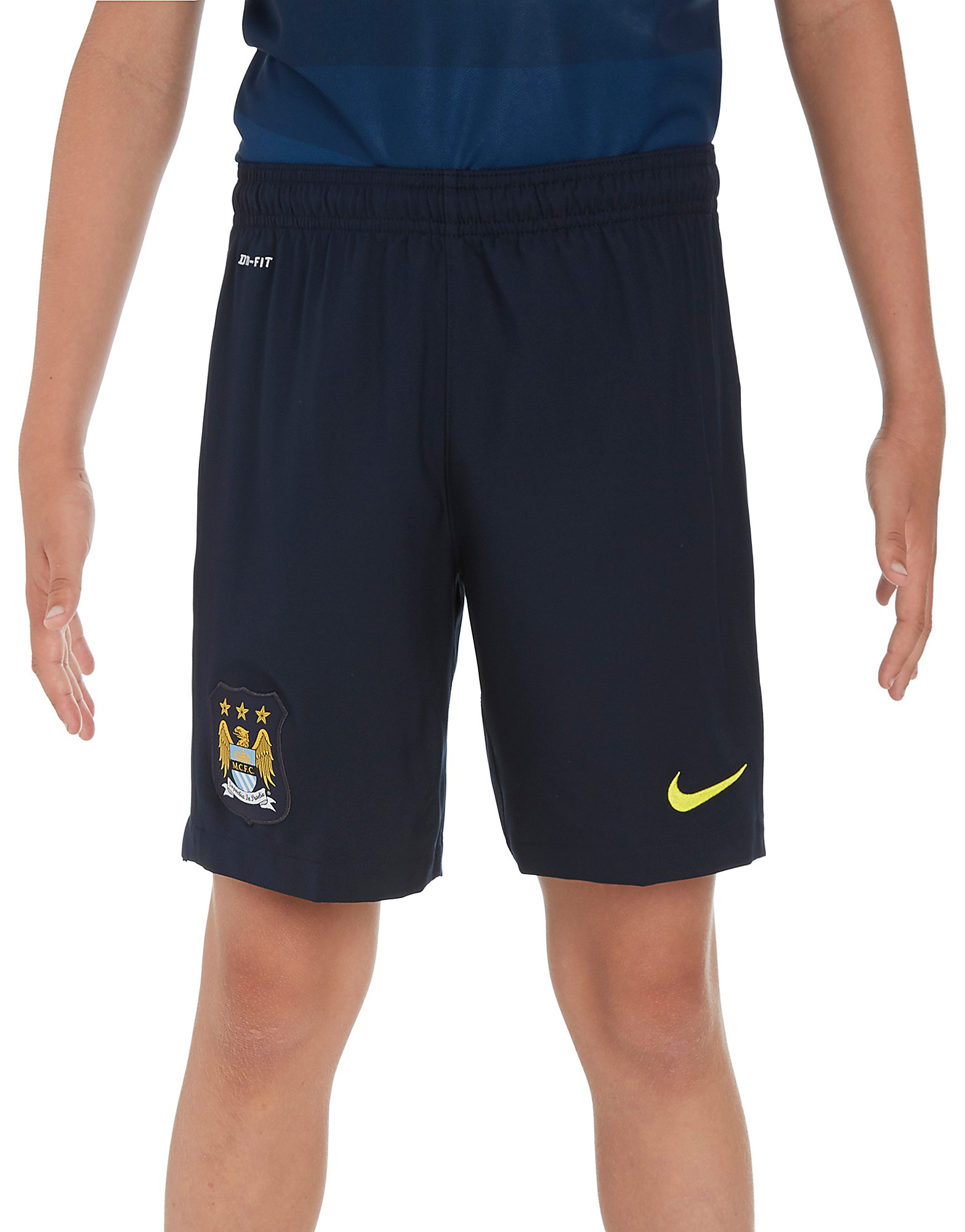 Nike Manchester City 2014 Junior Away Shorts