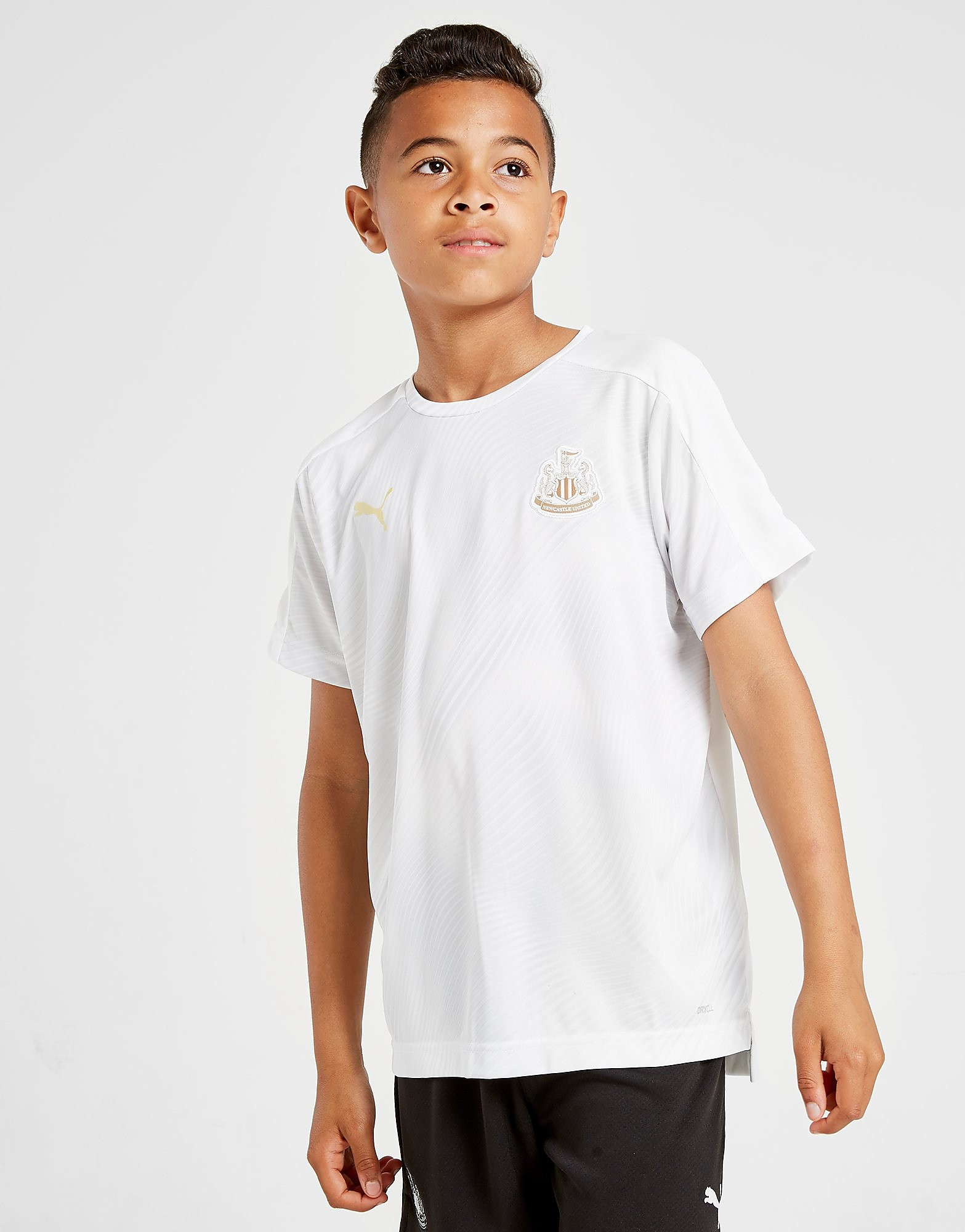 PUMA Newcastle United FC Stadium Shirt Junior Wit Kind