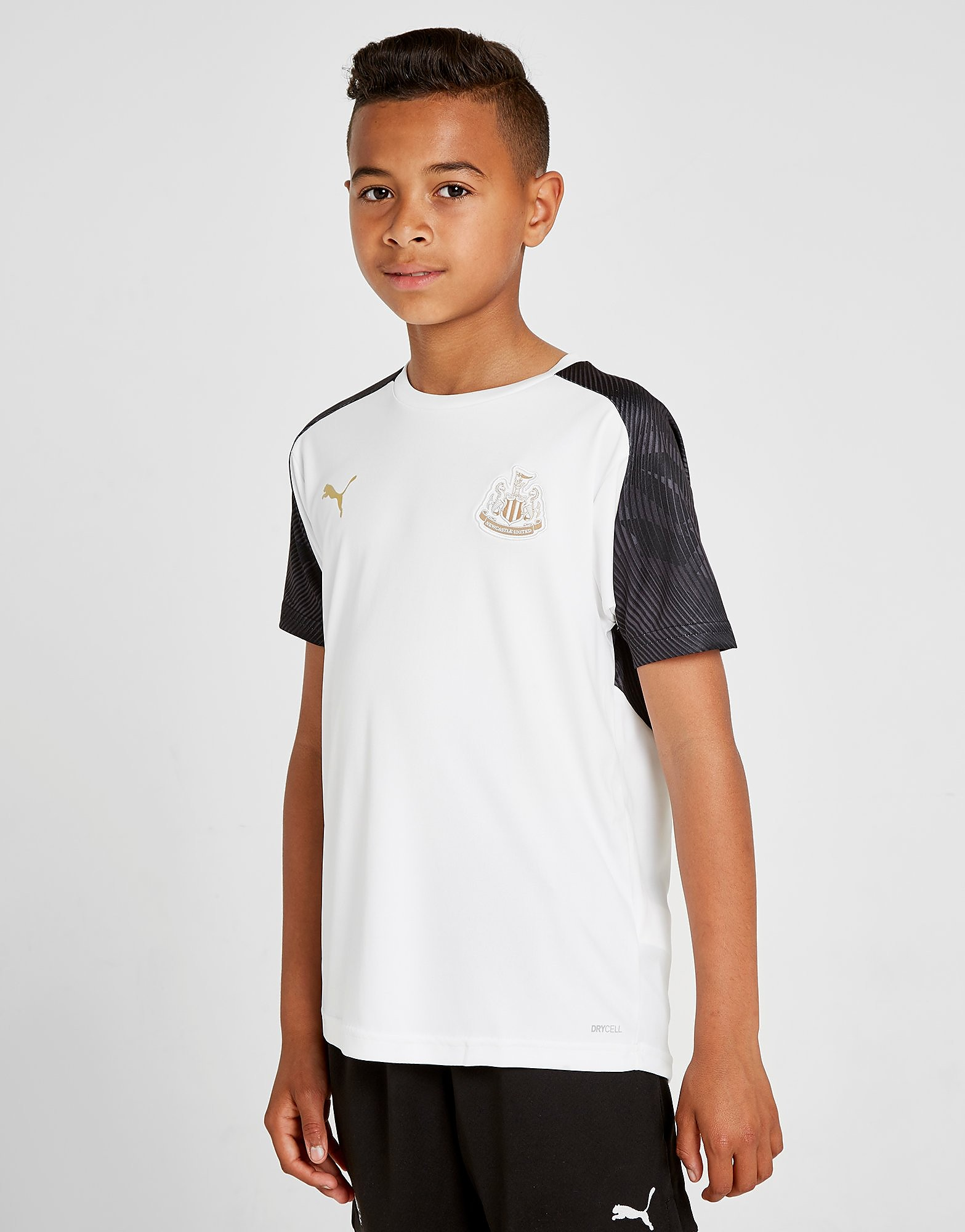PUMA Newcastle United FC Training Shirt Junior Wit Kind