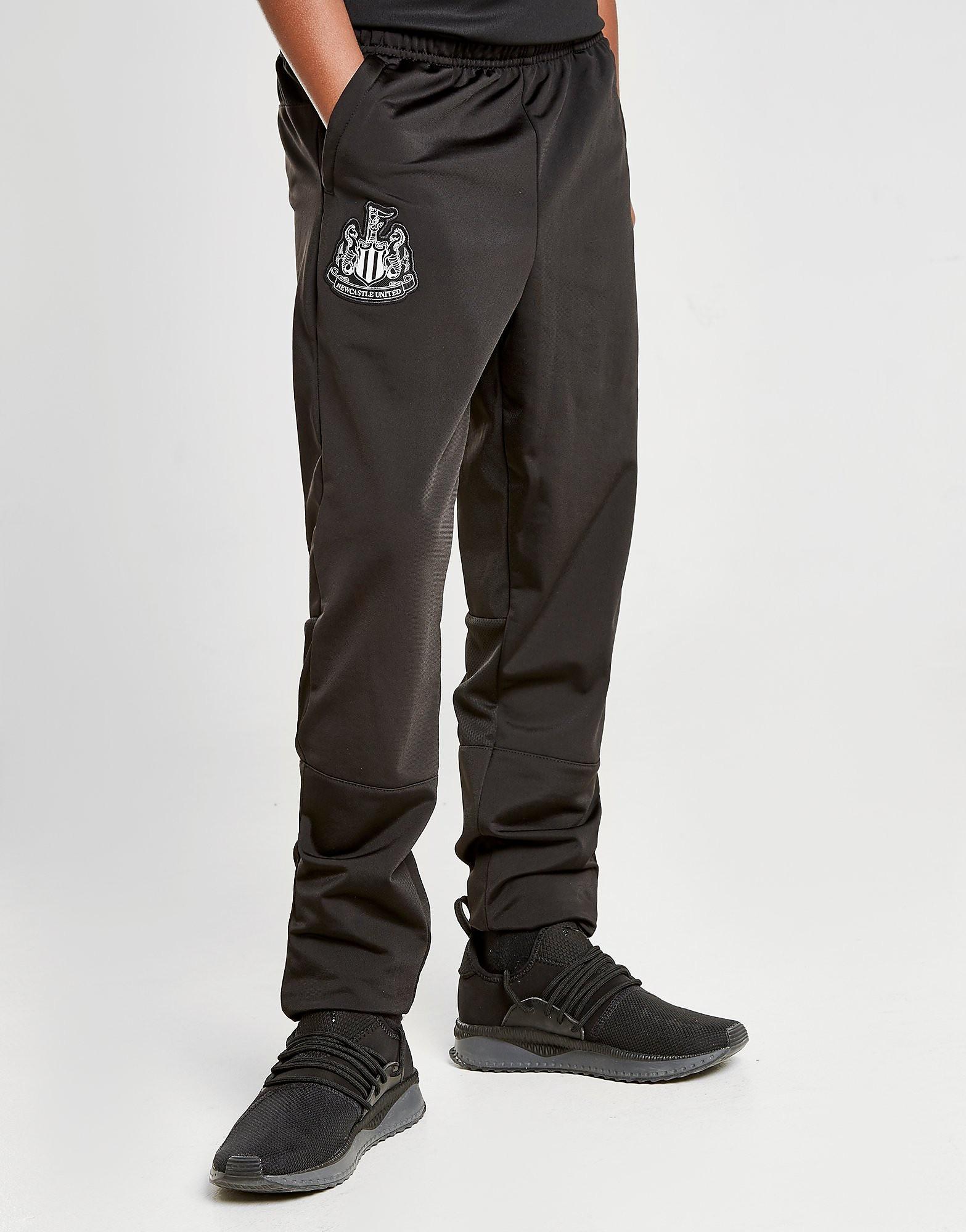 PUMA Newcastle United FC Training Track Pants Junior Zwart Kind