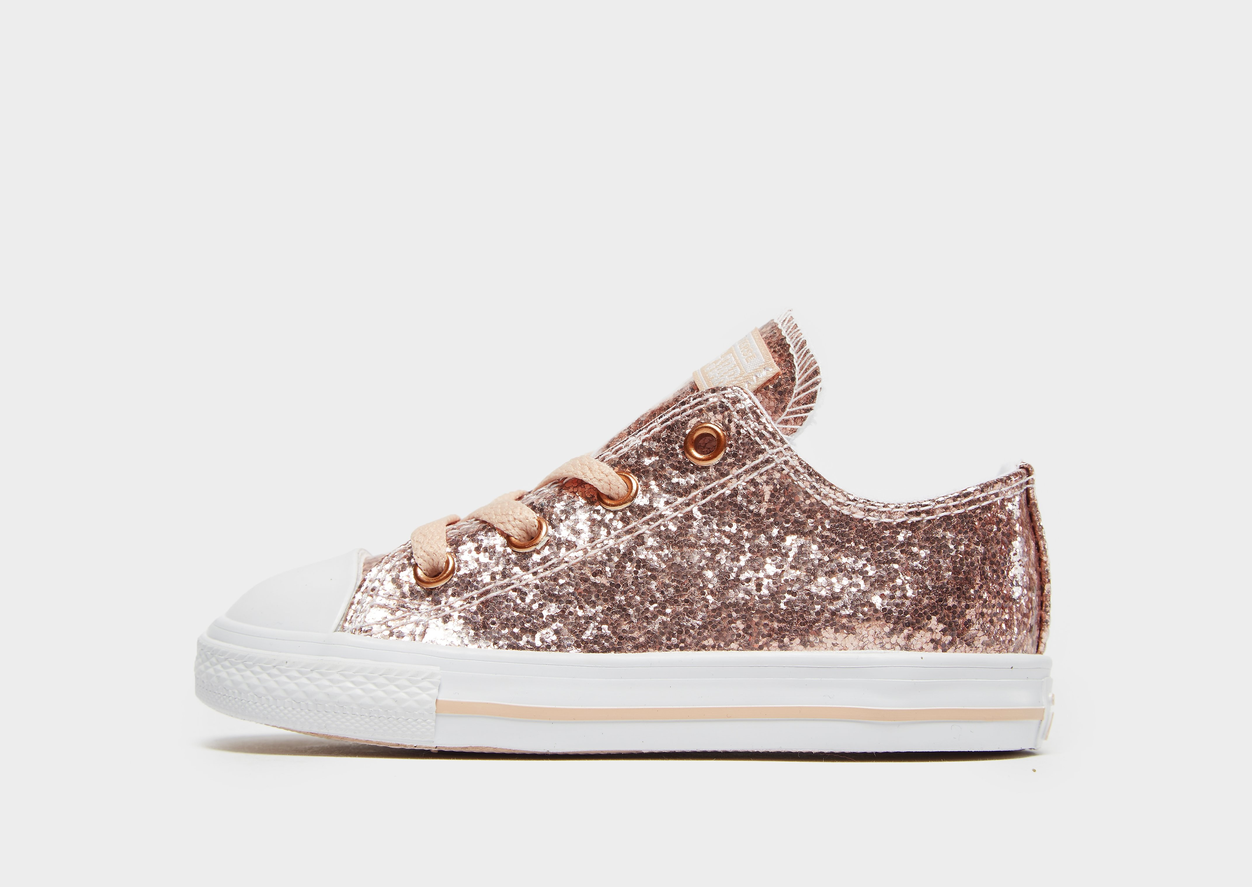 Converse All Star kindersneaker roze