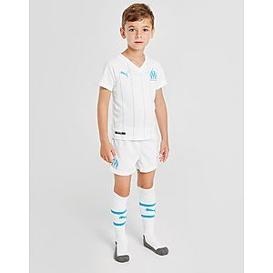 33faea67f PUMA Olympique Marseille 2019 20 Home Kit Children ...