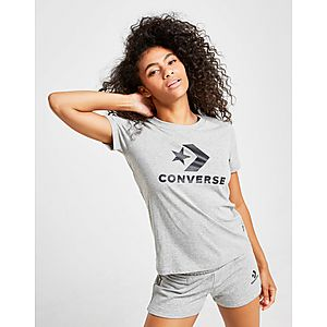 9988373cd1b1 Converse Star Chevron Short Sleeve T-Shirt ...