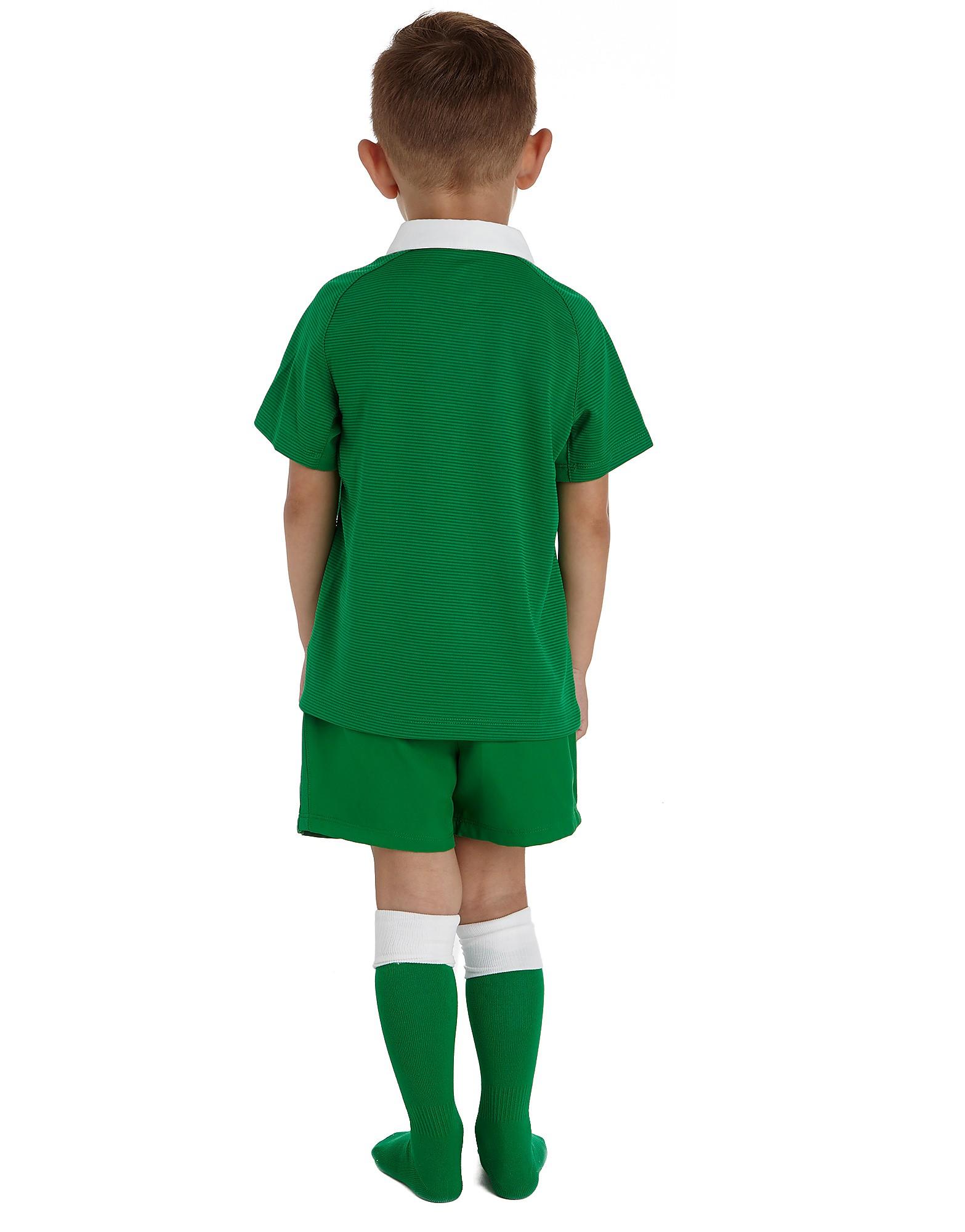 Umbro Republic of Ireland 2014 Childrens Home Kit