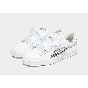 16606c9e4b06d PUMA Basket Heart Junior PUMA Basket Heart Junior
