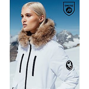 Good For Nothing Fur Hood Padded Jacket ... 90a1ddd20
