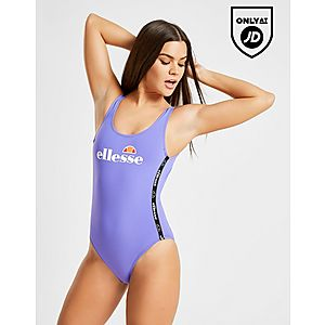 f32ed142ae791 Ellesse Tape Side Swimsuit ...