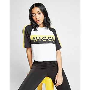 e91538468f Nicce Colour Block T-Shirt ...