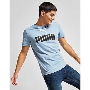 buy popular d3438 c5f9e PUMA Central Logo T-Shirt ...