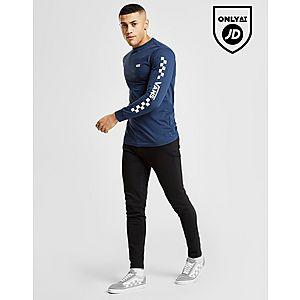 012f358e70 ... Vans Sleeve Check Long Sleeve T-Shirt