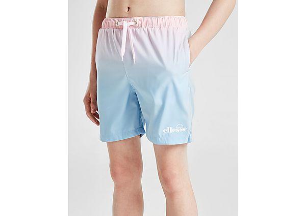 Comprar Ropa deportiva para niños online Ellesse bañador Tripio Fade júnior, Pink/White