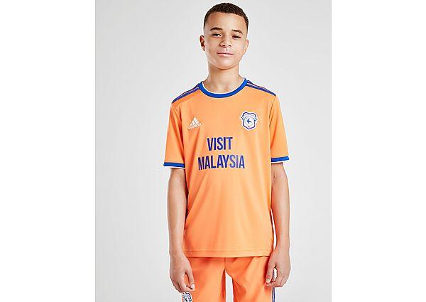 adidas camiseta Cardiff City FC 2019/20 2.ª equipación júnior, Blue