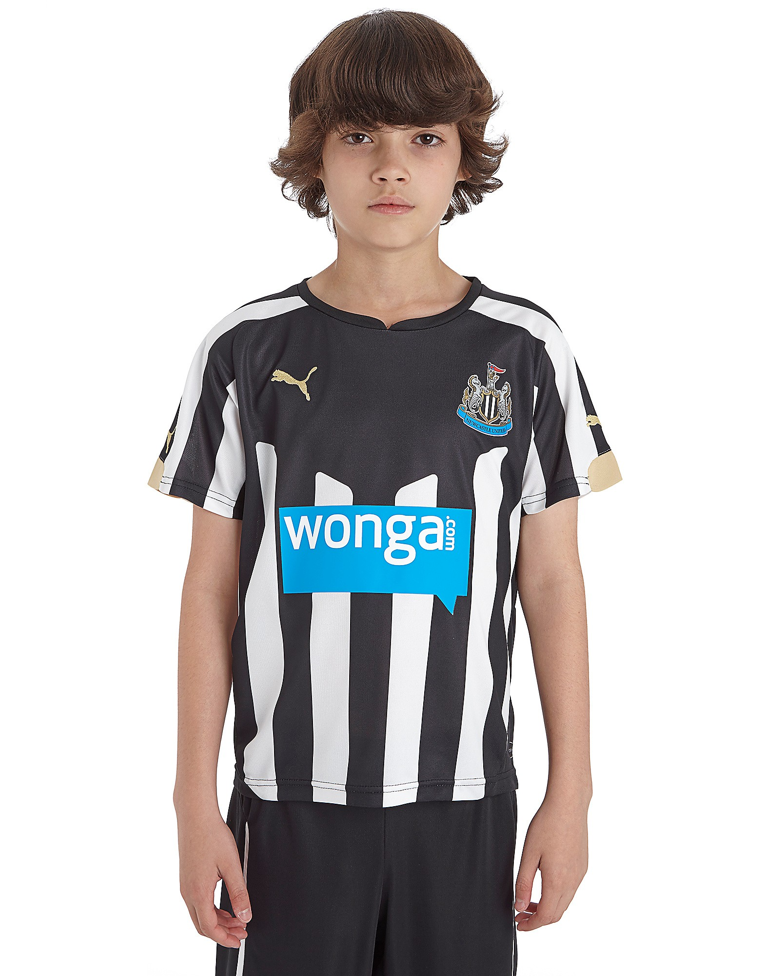 PUMA Newcastle United 2014 Junior Home Shirt