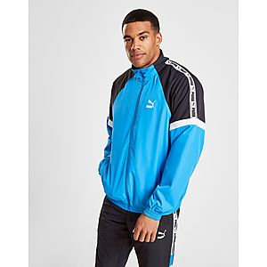 low priced 607f0 f9150 PUMA XTG Woven Track Top ...