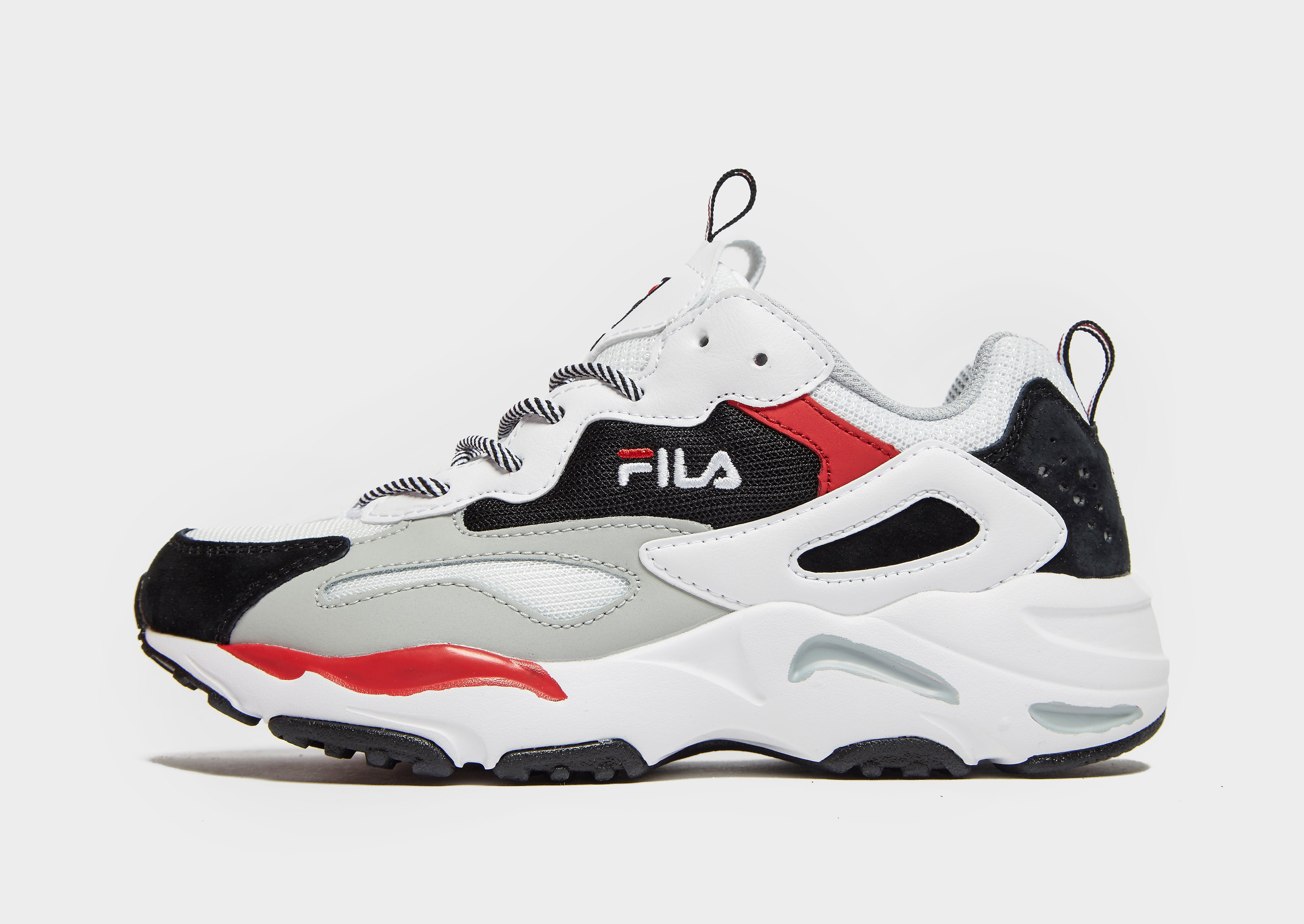 Fila Ray Tracer Junior - Wit - Kind