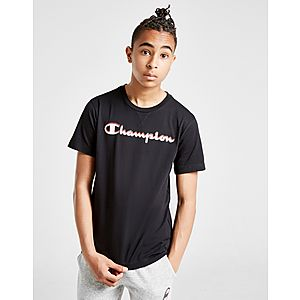 684ca42c Champion Logo T-Shirt Junior ...