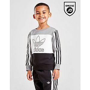 9cfe5091b3991c adidas Originals Spirit Crew Tracksuit Children adidas Originals Spirit  Crew Tracksuit Children