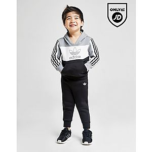 5251f81adb88 adidas Originals Spirit Overhead Tracksuit Infant ...