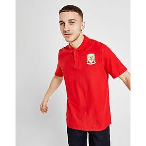 1a68387a1dd Source Lab Wales FA Polo Shirt ...