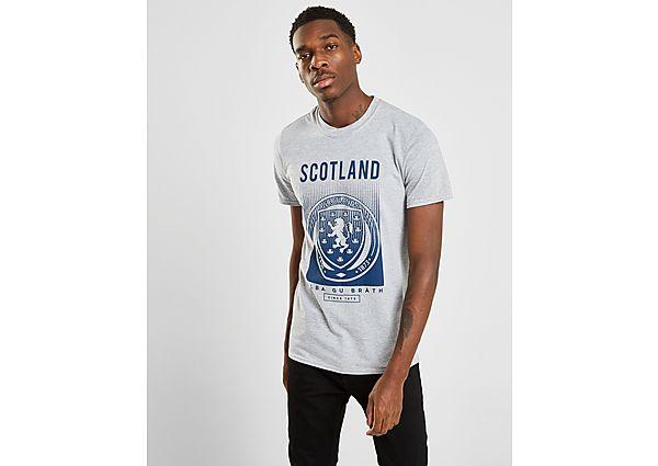 Official Team camiseta Scotland FA Fade, Blue