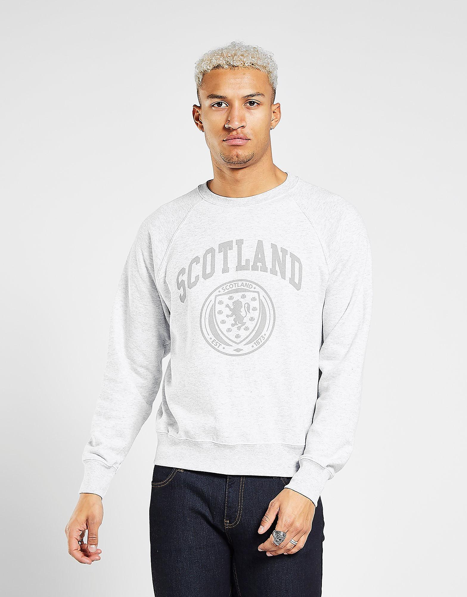 Official Team Scotland FA Crew Sweatshirt - Grijs - Heren