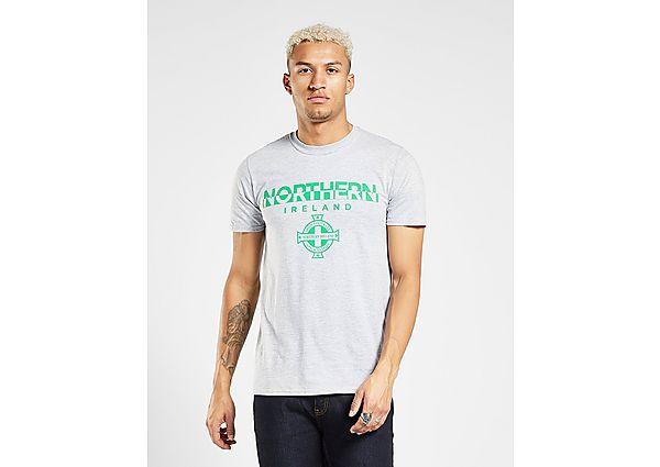 Official Team camiseta selección Irlanda del Norte Split