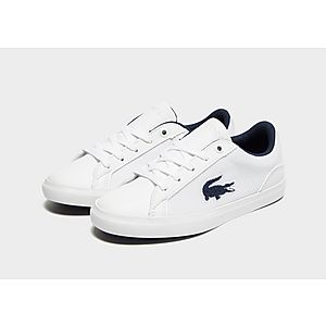 c8856cd7 Kids' Lacoste Trainers, Shoes & Clothing | JD Sports