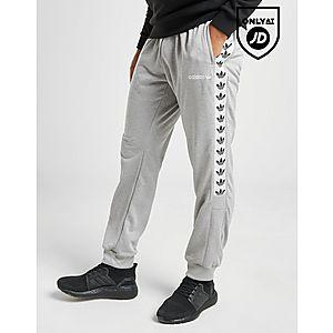 4c85572ae796c adidas Originals Tape Fleece Joggers adidas Originals Tape Fleece Joggers