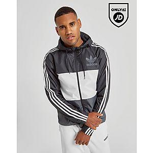 bbc543e141f adidas Originals ID96 Windrunner Jacket ...