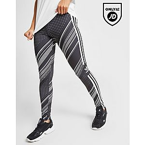 0e9d8b5e858a15 ... adidas Originals All Over Print Trefoil Leggings