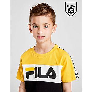 958c0afc7d6 ... Fila Albert T-Shirt Shorts Set Children