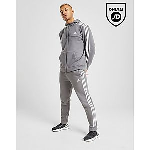sale retailer 77935 afb60 adidas Essentials Full Zip Hoodie ...