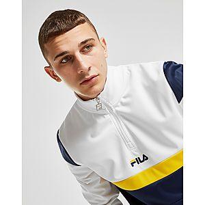 bd39695d8 Fila Colm Poly 1 2 Zip Sweatshirt ...