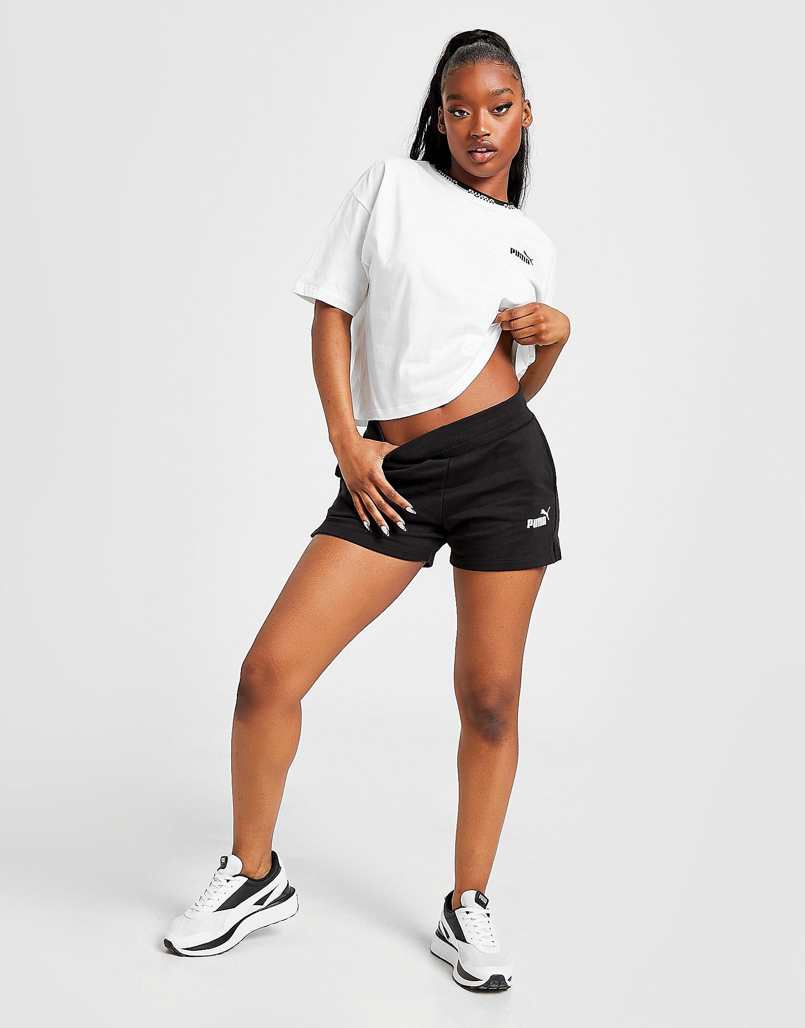 PUMA Core Shorts, Svart